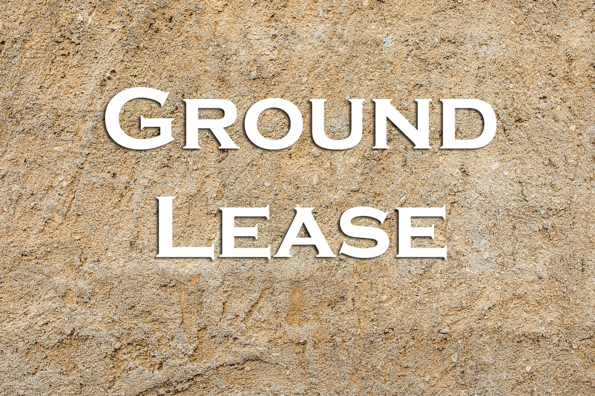 Ground Lease